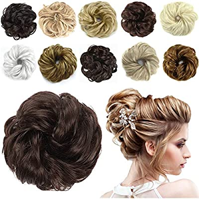 HAIRREAL Hair Bun Extensions