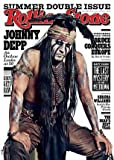 Rolling Stone Magazine (June 18, 2013) Johnny Depp (An Oulaw Looks at 50)