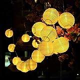 Qomolo Guirnaldas de Luces,30 LED Iluminación De Arbol de Navidad Interior y Exterior Decoración...