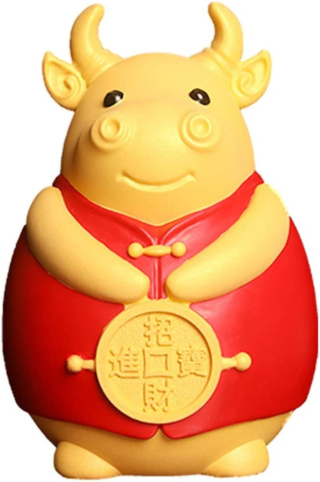 Resin Piggy Bank Porch Decorations for Living Price reduction Room of T Home Regular store The