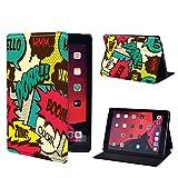 Tablette Folio Stand Cover Cover Cover pour AP iPad/iPad Mini/iPad Air/iPad Pro 7.9 9.7 10.2 10.5 11...
