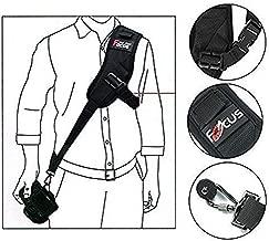 WULING Focus F-1 Anti-Slip Quick Rapid Shoulder Sling Belt Neck Strap for Camera DSLR