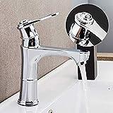 symzl Waschtischarmatur, Wassersparhahn, Waschtischarmaturen Waschtischarmatur Mischbatterien Wasserfallhahn Wasserhähne Aufputzarmatur Badarmatur