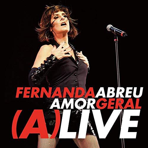 Fernanda Abreu, Universal Music - Amor Geral (A)Live - CD
