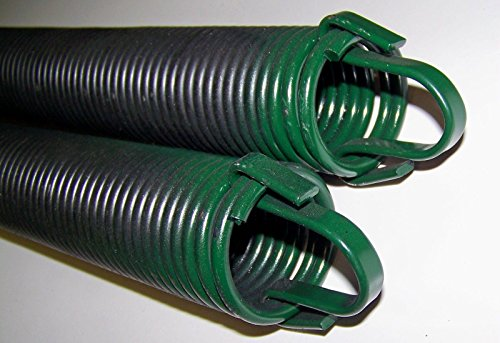 Purchase Garage Door Extension Springs - 7' Door - 220 Pound Pull - 1-Pair - New