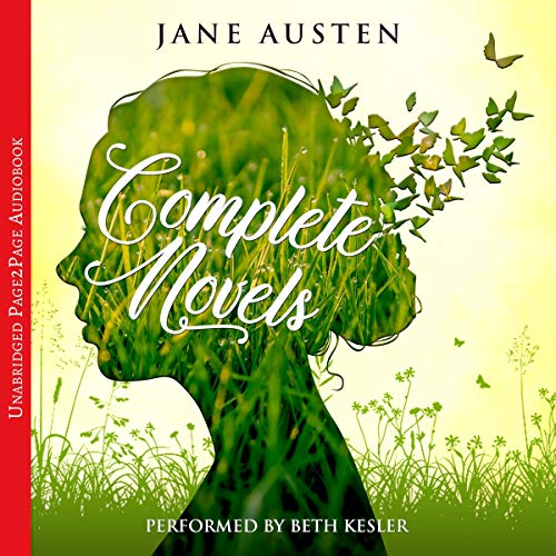 Jane Austen - The Complete Novels cover art