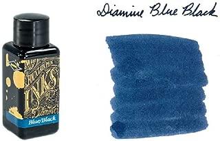 Diamine Refills Blue / Black 30mL Bottled Ink - DM-3001