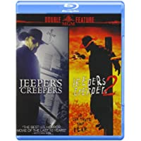 Jeepers Creepers & Jeepers Creepers 2 Double Feature Widescreen (Blu-ray)