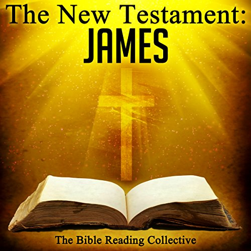 The New Testament: James audiobook cover art