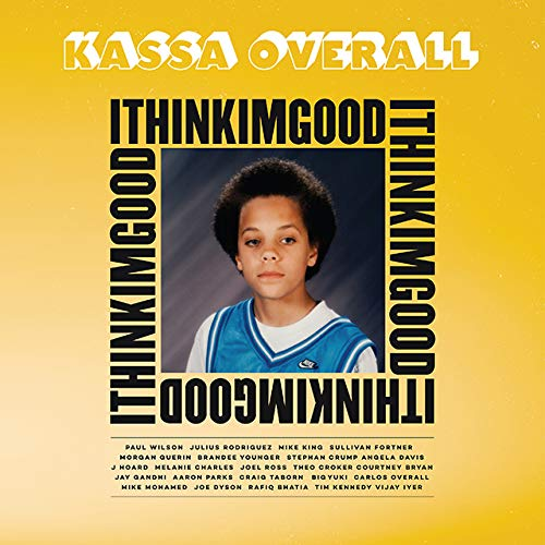 I Think I'm Good [解説・歌詞対訳 / ボーナストラック1曲収録 / 国内盤] (BRC630)