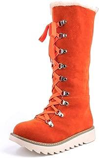 Amazon.it: Arancione Stivali Scarpe da donna: Scarpe e borse