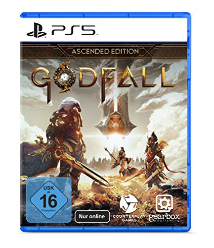 Sony Game Godfall Ascended Edition Playstation 5 Alemán, Inglés - Game Godfall Ascended Edition, Playstation 5, T (Teen)