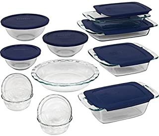 Pyrex Easy Grab Bakeware Set, Blue