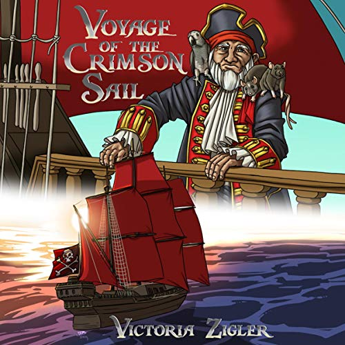 Voyage of the Crimson Sail cover art