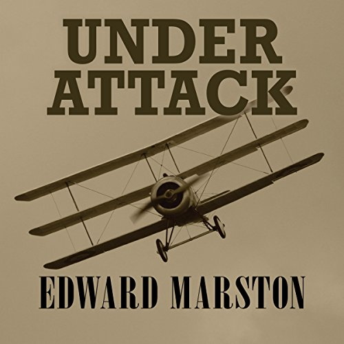 Under Attack audiobook cover art