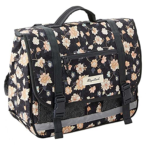 Cartable RIP CURL Washed Black 38cm 2 Compartiments