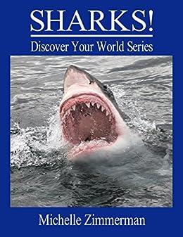 Sharks! (Discover Your World Series) by [Michelle Zimmerman, Kurt Zimmerman]