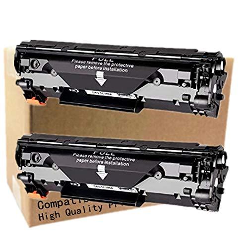 No-name Compatible 2 Pack Black Toner Cartridge C7115A EP25 7115A 15A Replacement for Canon LBP-1210 LBP-558, LBP-558I LBP1210 LBP558 LBP558I LBP 1210 558 558I Series Laser Printer -  RAP-AA