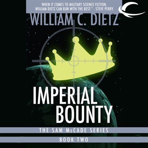 Imperial Bounty audiobook cover art