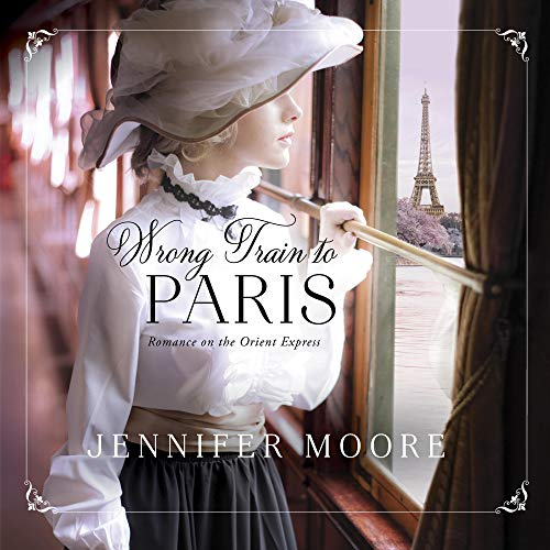 Wrong Train to Paris cover art