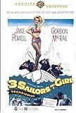3 Sailors & A Girl [Edizione: Stati Uniti] [Reino Unido] [DVD]