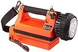 Streamlight 45855 E-Spot Litebox Lantern with DC Charge Cord and Mounting Rack, Orange - 540 Lumens