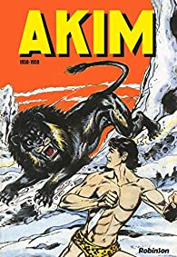 Akim - Intégrale, tome 1 : 1958-1959 par Roberto Renzi