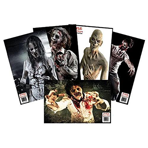 Benchmaster - Shooting Targets - Zombie Targets - 25 Target...