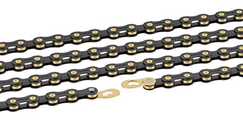 Connex Schaltungskette 9Sb 114 Gld. 6.6 mm Ketten, gold, One Size
