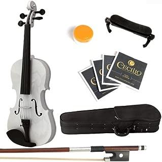Best white violin price Reviews