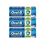 Oral-B Pro-Expert Dentifrice Haleine Fraîche 75 ml - Lot de 3