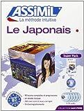 Le Japonais Superpack (livre 5CD audio+1CD mp3)