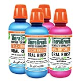 Bad Breath-Fighting Mouthwash: Our Fresh Breath Oral Rinse is a dentist-formulated mouthwash that targets sulfur-producing bacteria to help fight bad breath. Clinically proven to be effective for up to 24 hours Fluoride Mouthwash: Our dentist-formula...