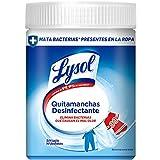 Lysol Desinfectante y Quitamanchas para Ropa Blanca y de Color, sin Lejía - 450 g