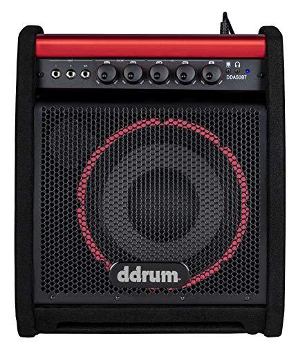ddrum DDA50 BT 50 Watt Electronic Percussion Amp with Bluetooth (DDA50BT)