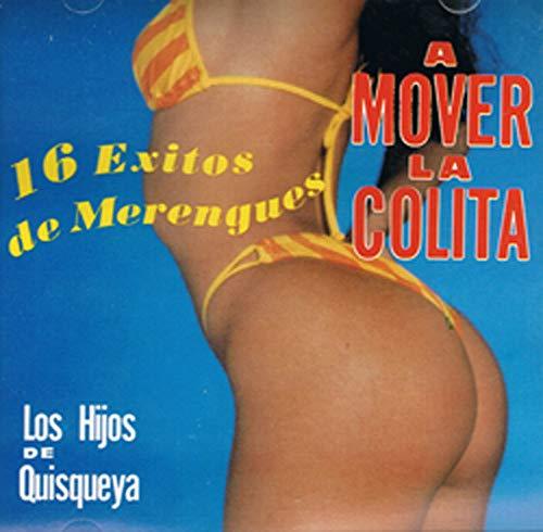 A Mover La Colita 16 Exitos De Merengue