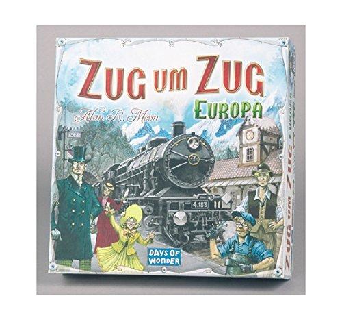 Unbekannt Zug um Zug Europa