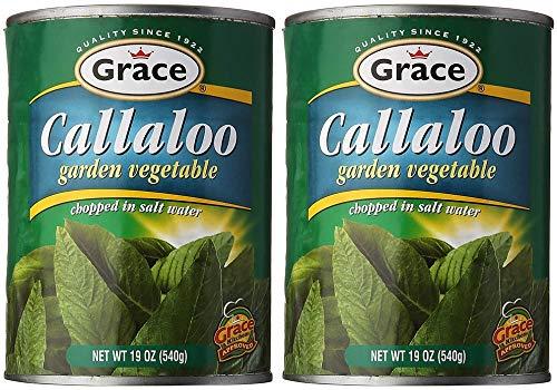 Callaloo - Garden Vegetable 19 oz 2 Cans