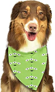 StyleDirect Dog Instant Cooling Bandana, Maroon Graphic Design, Chill Out Scarf Ice Towel Pet Wrap for Puppy Cats in Summer, 18x18-L 27.5 inches