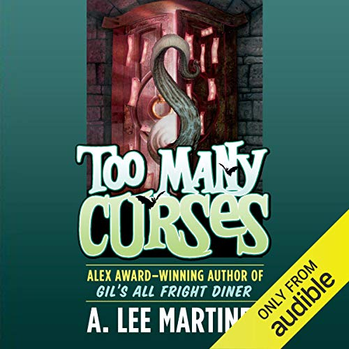 Too Many Curses audiobook cover art