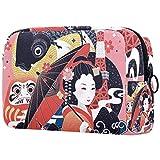 Bolsa para brochas de maquillaje personalizable, bolsa de aseo portátil para mujer, bolso...