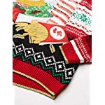 Blizzard Bay Men's Ugly Christmas Sweater Food 8 Festive and humorous patterns that are perfect for the holiday season Made with a soft knit for a comfortable and easy fit