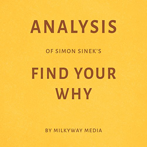 『Analysis of Simon Sinek's Find Your Why』のカバーアート