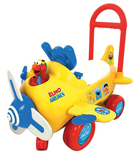 Save %8 Now! Sesame Street Elmo's Activity Plane
