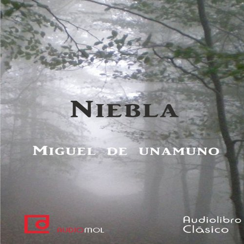 Niebla [Fog] audiobook cover art