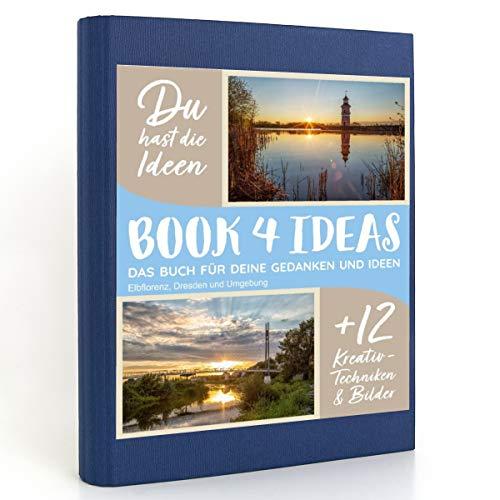 BOOK 4 IDEAS modern   Elbflorenz, Dresden und Umgebung, Eintragbuch mit Bildern