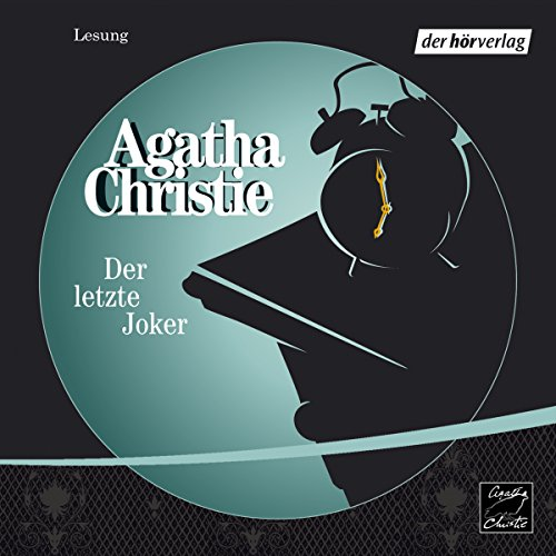 Der letzte Joker audiobook cover art