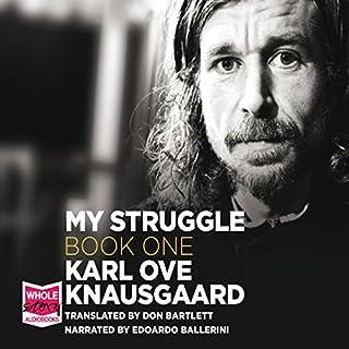 My Struggle Book 1 cover art