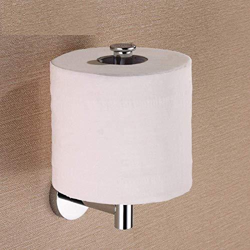 LIMEI-ZEN Papel toalleros Cuarto de baño Hardware Holder Colgante, Cobre Papel higiénico de Papel higiénico
