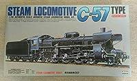 150スケール 国鉄C57形蒸気機関車